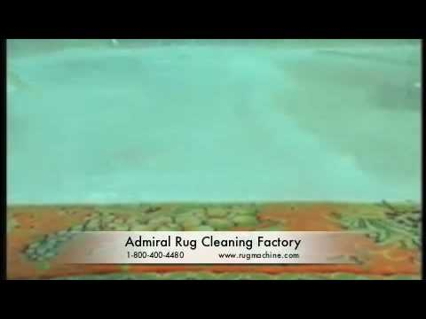 Los Angeles Area Rug Cleaning Factory