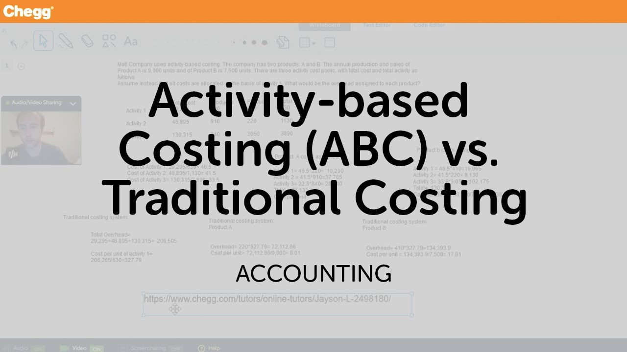 a look at activity based accounting List of cons of activity based costing 1 the process of activity based costing doesn't conform to standards of accounting and this shouldn't be utilized for external reporting i highly recommend that you take a look at this before you go.