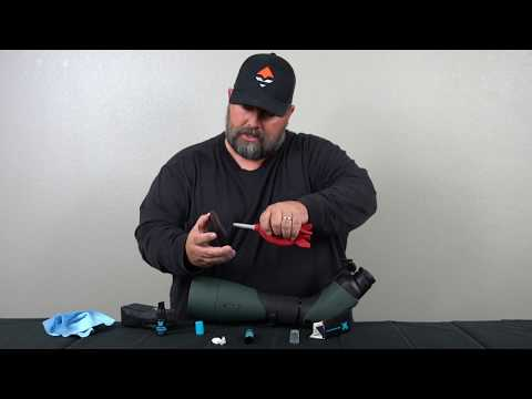 How To Properly Clean Your Optics