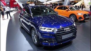2019 Audi Q5 2.0 TDI quattro - Exterior and Interior - Paris Auto Show 2018