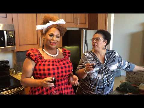 Vivica C. Coxx Presents: Fierce and Fabulous Cooking Superbowl Ranch Dip