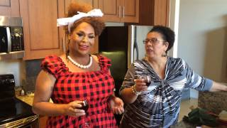 Vivica C. Coxx Presents: Fierce And Fabulous Cooking Superbowl Ranch Dip