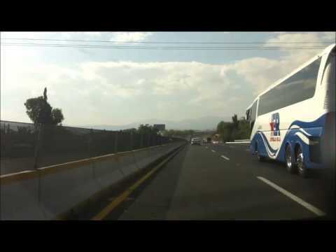 Autopista Puebla - México