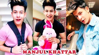 NEW Manjul Khattar Musical.ly Compilation 2018 | The Best Musically Collection