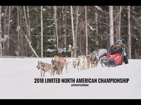 2018 Limited North American Sled Dog Championship