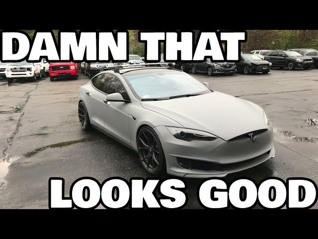 Unprofessionals guide to painting your Tesla's headlights