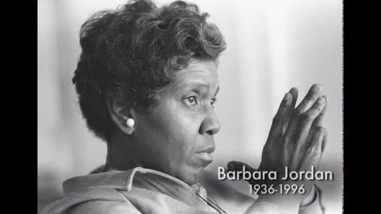 Barbara Jordan : Barbara Jordan: A Legislative Pioneer - YouTube