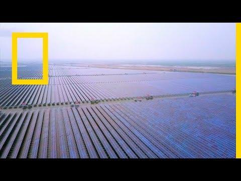 مستقبل الصين ٢٠٤٩: الثورة الخضراء | ناشونال جيوغرافيك أبوظبي