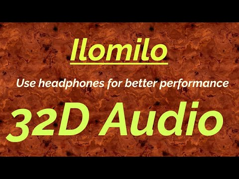 Billie Eilish - ilomilo [32D AUDIO | NOT 9D/16d Audio/8D Audio