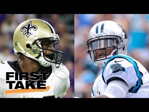Adrian Peterson or Cam Newton: Who has more to prove? | First Take | ESPN