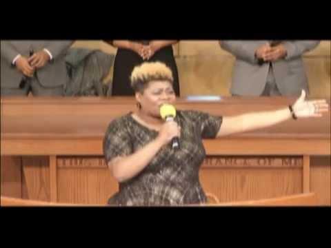 "Maranda Curtis Willis Sings ""He's Able-Tis So Sweet"" at West End SDA Church in Atlanta, GA."