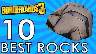 Top 10 Best Rocks in Borderlands 3