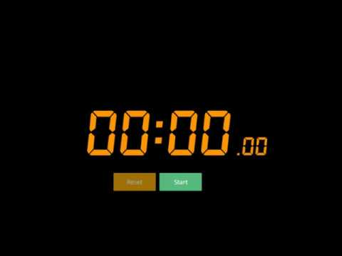 Download 4 Hours Count-Up Timer/Stopwatch