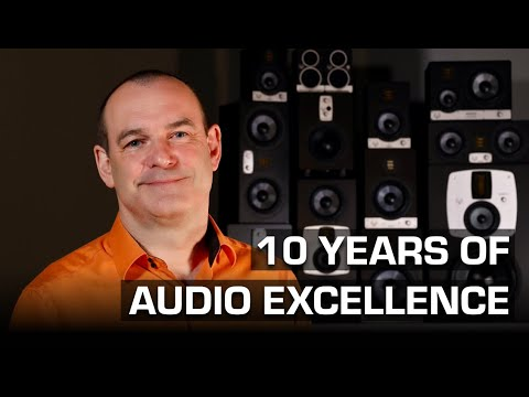 EVE Audio   10 YEARS of Audio Excellence