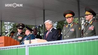 Фарид Мухаметшин поздравил суворовцев