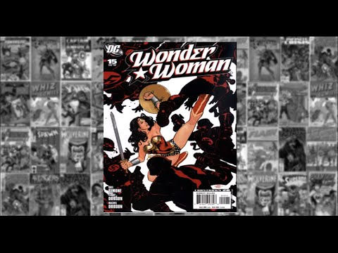 "Wonder Woman: vol 3 #15, The Circle Part 2 of 4 - ""Dead Heat"""