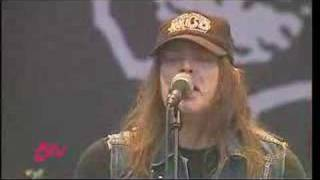 Hellacopters - Hopeless Case Of A Kid In Denial (Live, 2008)