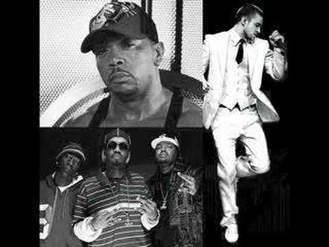 Justin Timberlake - Chop Me Up ft Timbaland & Three-6 Mafia