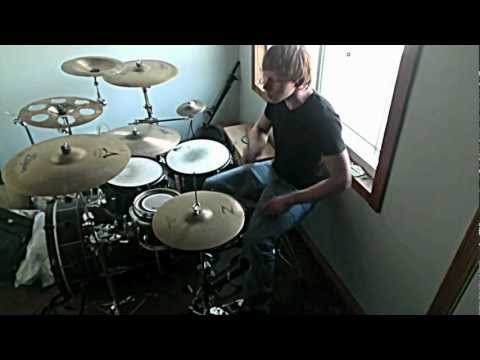 Catch 22 As The Footsteps Die Out Forever Drum Cover mp3