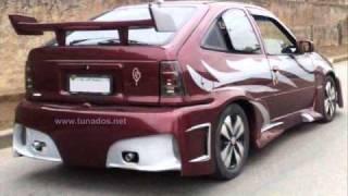 carros brasileiros tunados