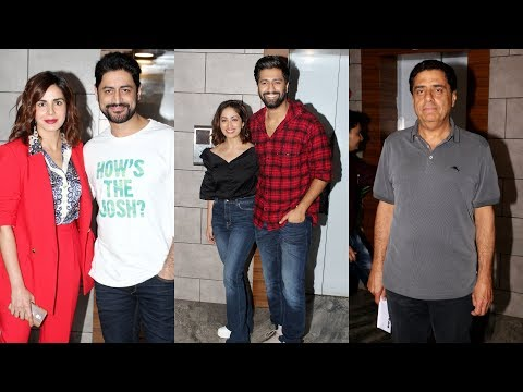 URI Success Party | Vicky Kaushal, Yami Gautam, Mohit Raina