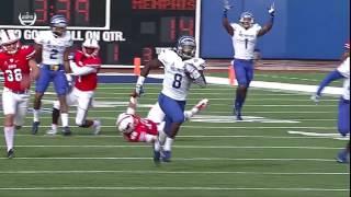 Memphis Football: Memphis vs SMU Highlights