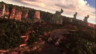 Final Fantasy XIII CGI-Cutscene HD - Welcome to Gran Pulse