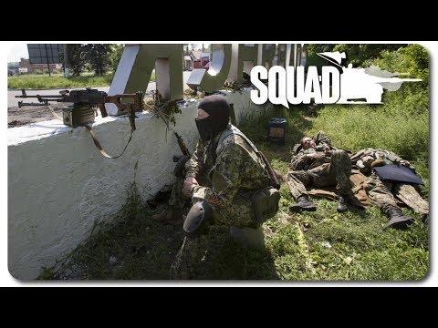 Squad v9.7 ► Holding Down the Fort