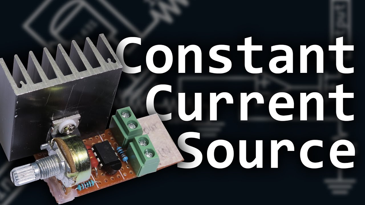125a Constant Current Source Youtube Transistors How Do I Keep My