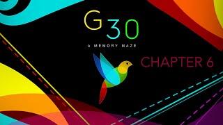 G30 Memory Maze: SPIRAL LOCK WAVES KEY BRAIN INJECTIONS GLASSES Chapter 6 Walkthrough (Kovalov Ivan) screenshot 5
