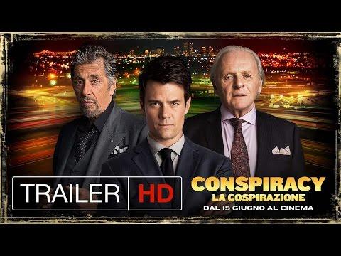 Conspiracy - La Cospirazione - Trailer Italiano Ufficiale | HD