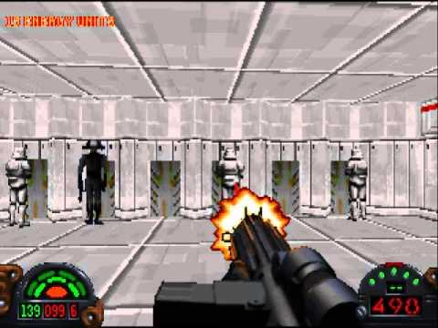 """Star Wars: Dark Forces Custom Mission - """"Assassinate Darth Vader"""""""