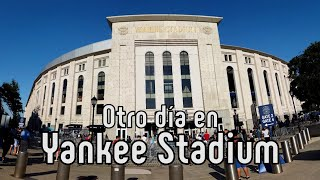 El parque de baseball más famoso del mundo: Yankee Stadium