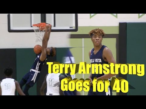 Terry Armstrong Goes for 40 in Heated Match | Bella Vista Game Highlights