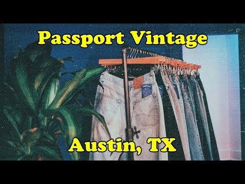 Scavenger Life Episode 356: We Catch Up w/ Maria & Ryan from Passport Vintage Austin, TX
