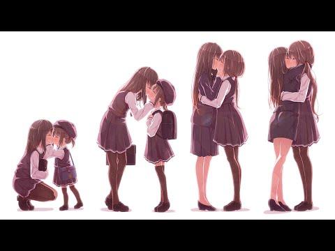 Top 20 kiss Yuri Lesbian anime #4 #anime #yuri #top20 #kiss