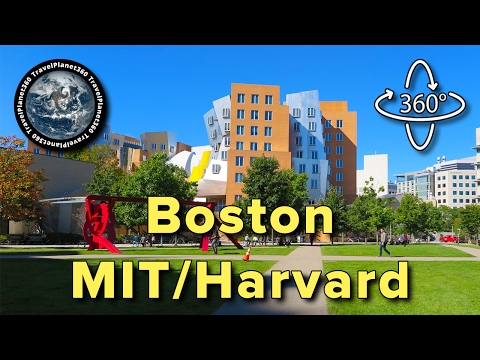 TravelPlanet360 - Boston MIT/Harvard - Fall 2016