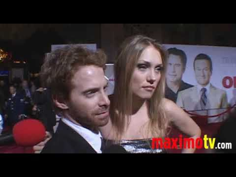 Family Guy Seth Green & Clare Grant Interview at 'OLD DOGS' Premiere