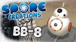 بوغ إبداعات - دعونا إنشاء / بناء - الجزء 9 - BB-8 (حرب النجوم)