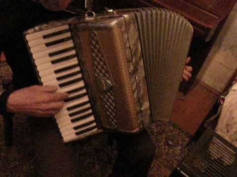 Manfrini Coop Italy 80 Bass Accordion