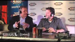 "Ford ""Elvis"" Martin at The 2010 Stewie Awards // SiriusXM // NASCAR Radio"