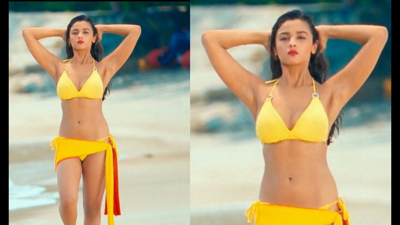 shandaar | alia bhatt to don hot bikini - youtube