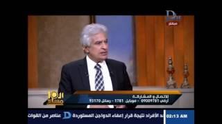 إلهام شاهين: عائلة مبارك عملت كتير لمصر وأحترم خوفه على الشعب