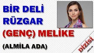 Melike Candan (Gençliği) Kimdir Bir Deli Rüzgar Oyuncuları Almila Ada Fox TV