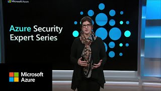 Azure security expert series: Cloud security with Ann Johnson