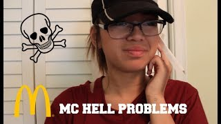 TYPES OF CUSTOMERS I HATE AT MCDONALDS