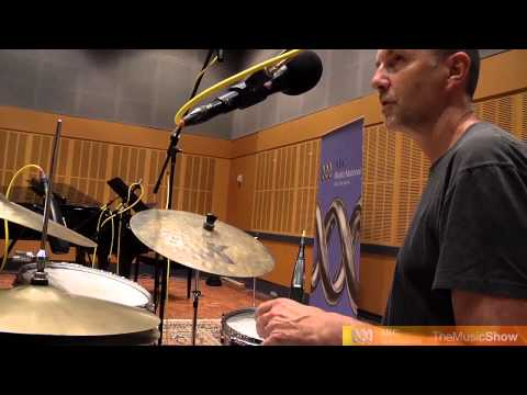 Drum clinic with drummer Hamish Stuart HD  Music Show, ABC Radio National