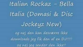 italian rockaz   bella italia domasi disc jockeyz new