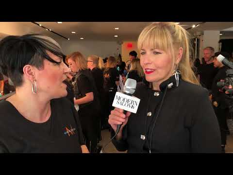 NYFW: Artists from Moroccanoil share tips from Academy Education