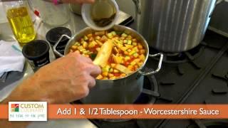 Southwest Tortilla Soup Recipe
